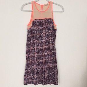 Ella Moss Mini Dress